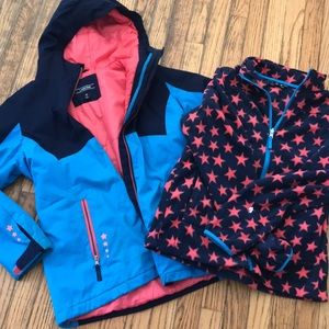 Land's End Squall Jacket 2in 1